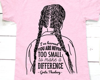 Great Thunberg Kids' Shirt