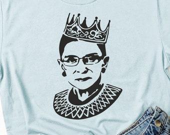 "Ruth Bader Ginsburg ""November 3 for RBG"" feminist shirt, free shipping, notorious RBG, anti Trump, plus sizes, feminism, liberal shirt"