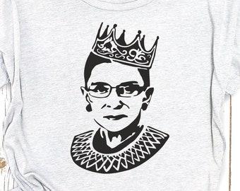 Ruth Bader Ginsburg Shirt by Fourth Wave Apparel, RBG shirt, Notorious RBG shirt, Ruth bader tshirt, notorious RBG tshirt, dissent shirt
