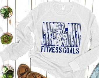 Fitness Goals for America Sweatshirt