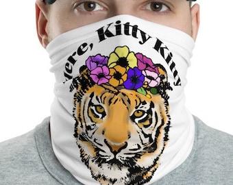 Tiger King Neck Gaiter