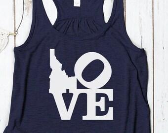 I Love Idaho Tank Top