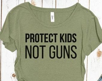 Protect Kids Not Guns Shirt