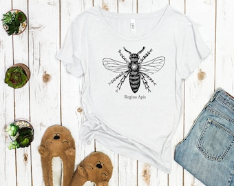 Queen Bee Shirt (Regina Apis)