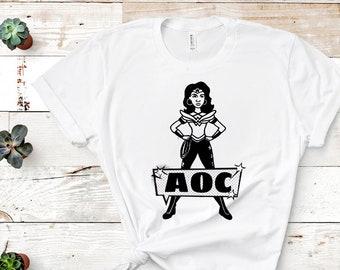 Alexandria Ocasio-Cortez Unisex T-Shirt