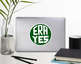ERA Yes Laptop Decal