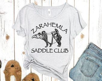 Zarahemla Saddle Club Exmormon T-Shirt