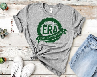 Mormons for the ERA Unisex T-shirt