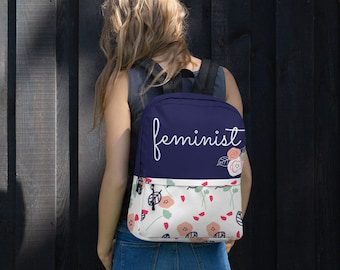 Feminist Backpack