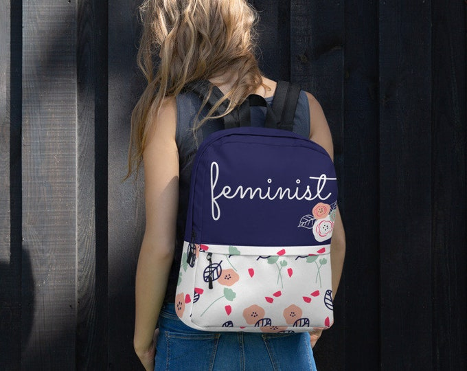 Featured listing image: Feminist Backpack