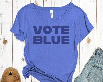 Politics Shirt: Vote Blue 2020