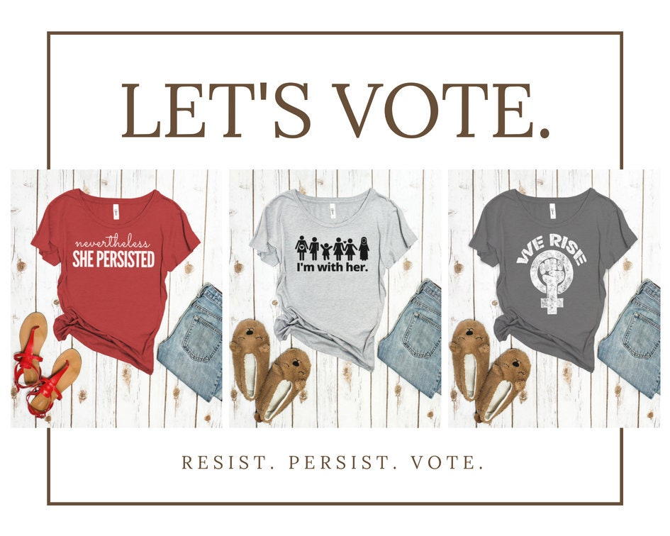 c1689026 Votes for Women Feminist Kids' Shirt