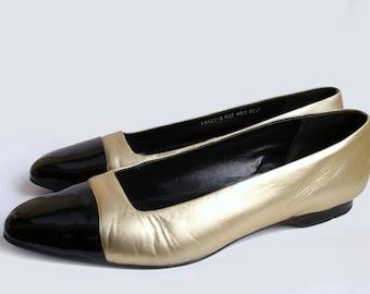7f430211cc6c7 Metallic shoes | Etsy