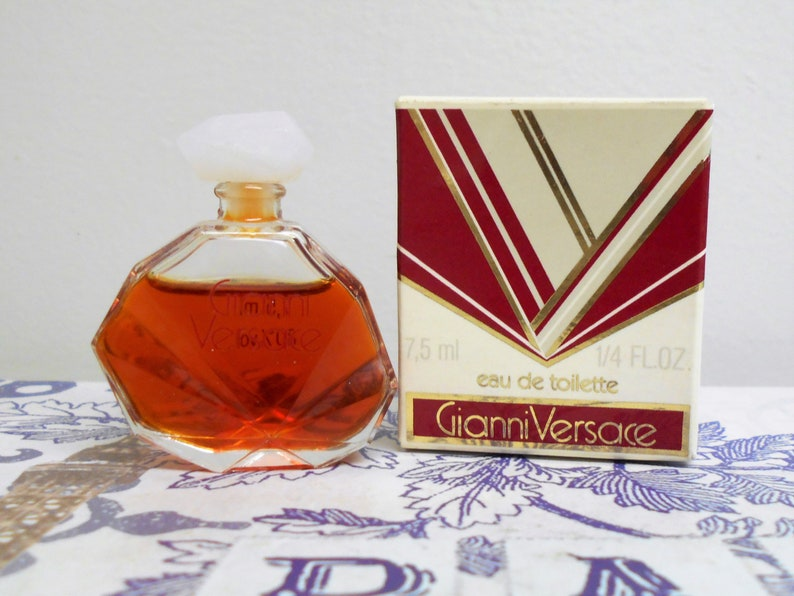 25 Ml 7 Fragrance Versace 1981Miniature Women VersaceOriginal Gianni 5 FlOzBottle Vintage 0 For By From PXwZulOkTi