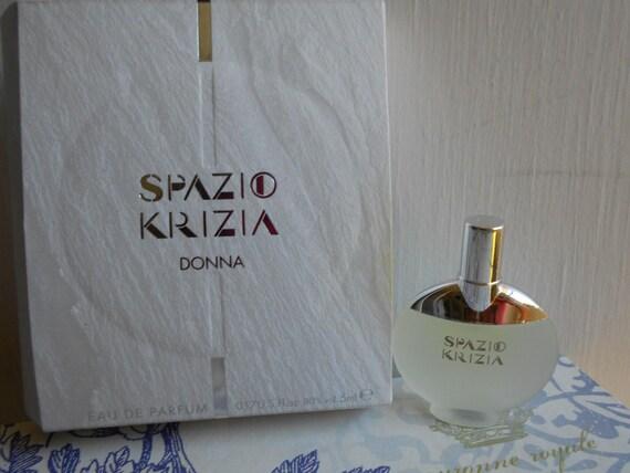 Krizia Spazio Donna for women eau de parfum mini new in  d31447f98507