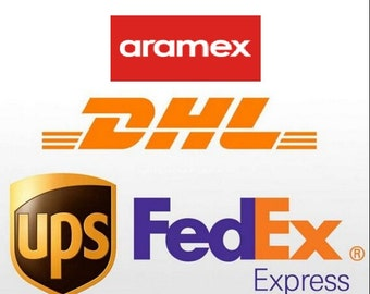 UPGRADE Fast Shipping by Aramex / Fedex / DHL.  Delivery 3-5 business days. Please pay for this listing separately.
