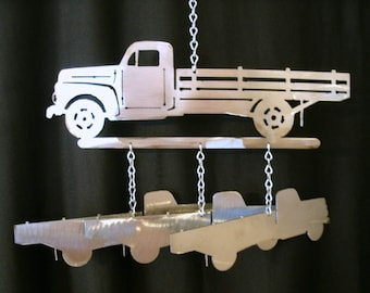 Flatbed Truck Wind Chime
