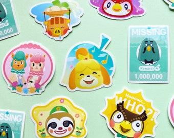 New Horizons Sticker Pack