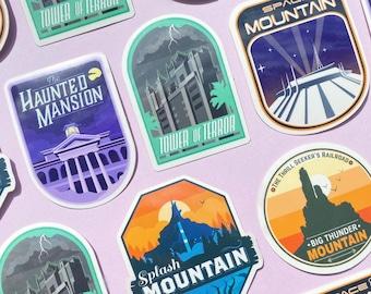 Attraction Sticker Pack