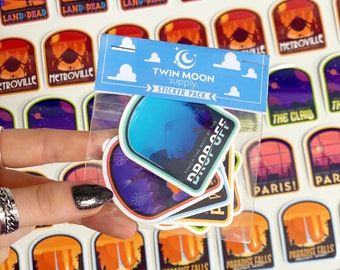 Pixar Sticker Pack