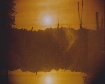 Fine Art Druck // Twisted Sky  // Lomography // Analog // Doublexposure