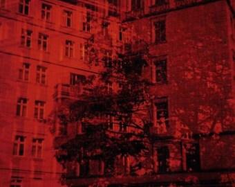 Fine Art Druck // Berlin - Karl Marx Allee // Lomography // Analog