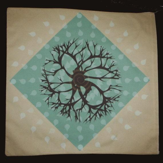 Altar Cloth or Tarot Cloth Beltane Dancer