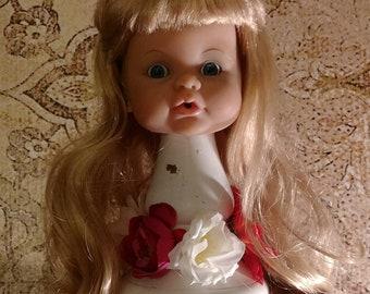 Doll Head Stash Jewelry Box