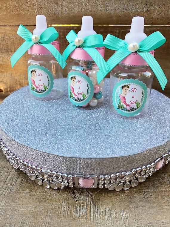 12 Little Mermaid Baby Shower Favors Under The Sea Baby Etsy