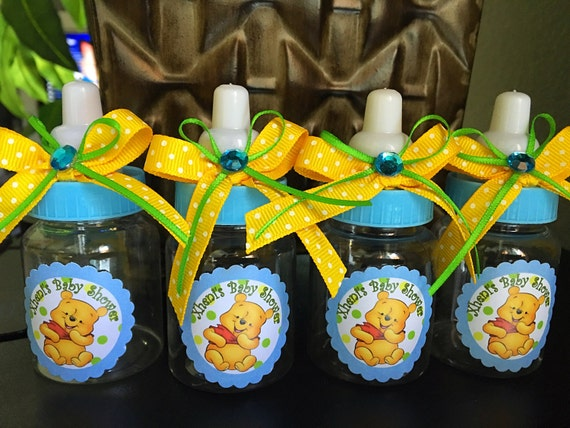 12 Small 35 Winnie The Pooh Baby Shower Favors Pooh Etsy