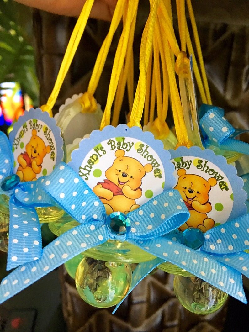 12 small 35 winnie the pooh baby shower favorspooh  etsy