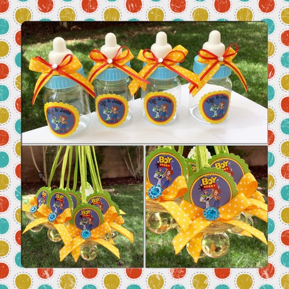 12 Disney Toy Story Baby Shower Favors-toy Story Baby