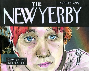 The New Yerby - Spring 2018