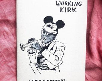 Working kirk — comics anthology zine