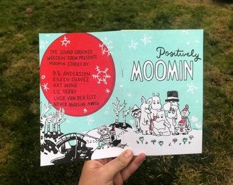 Positively Moomin - a comics anthology