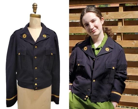 American Legion   1947 wool bomber jacket   40s mi