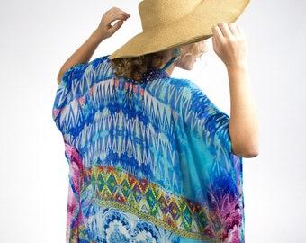 Kaftan, Beach Kaftan, Womens Dress, Plus Size Clothing, Bohemian, Summer Dress, Gift for Her, Maxi Dress, Gifts for Women, Boho chic