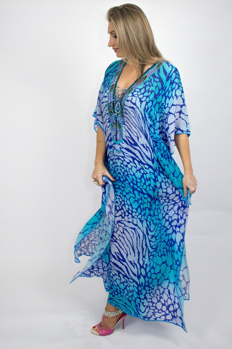 9dd1fb70d Kaftan Beach Kaftan Womens Dress Plus Size Clothing