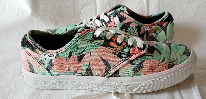 Vans vintage sneakers basse giungla Hawaii US Wo's 9 EU 40