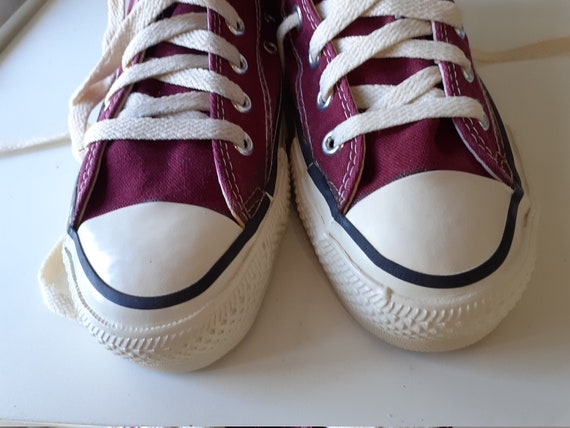 Converse Chuck Taylor Vintage sneakers made in USA … - Gem