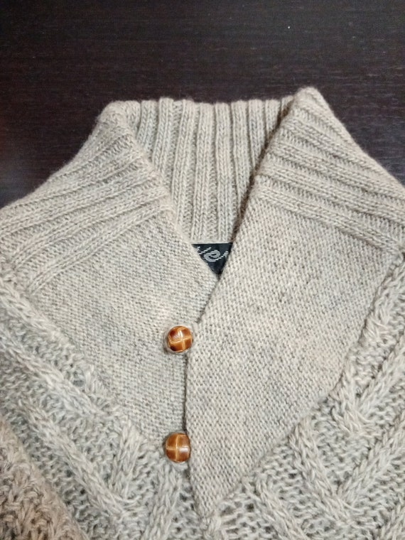 Vintage vintage sweater unisex 70s country