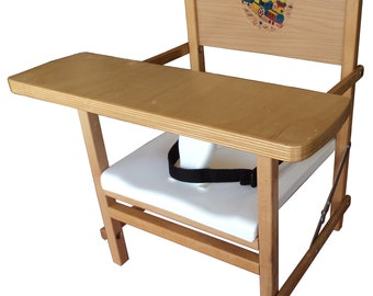 Wood Folding Chair Etsy