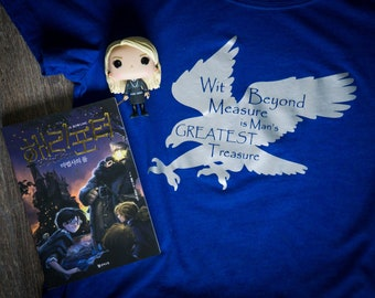Ravenclaw Eagle Quote T-Shirt