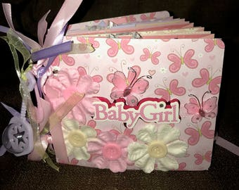 Baby Girl Mini Album