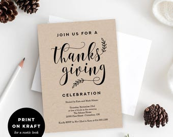 printable fall party invitation template bridal shower etsy