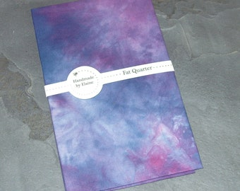 Navy Blue Purple Pink Fat Quarter - Navy Blue, Midnight Blue, Sapphire, Royal Blue, Blue Opal, Violet, Damson, Plum, Cerise, Ruby Pink, 5197