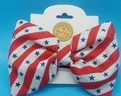 Patriotic Stars Slip Thro...