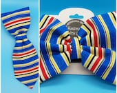 Blue Stripe Patriotic Sli...