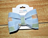 Plaid Light Blue Slip Thr...