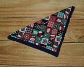 Christmas Squares Slip Th...